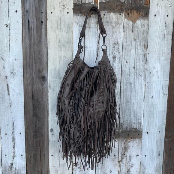 All Saints Handbags - 🔥 All Saints Fringe Shoulder Bag Boho